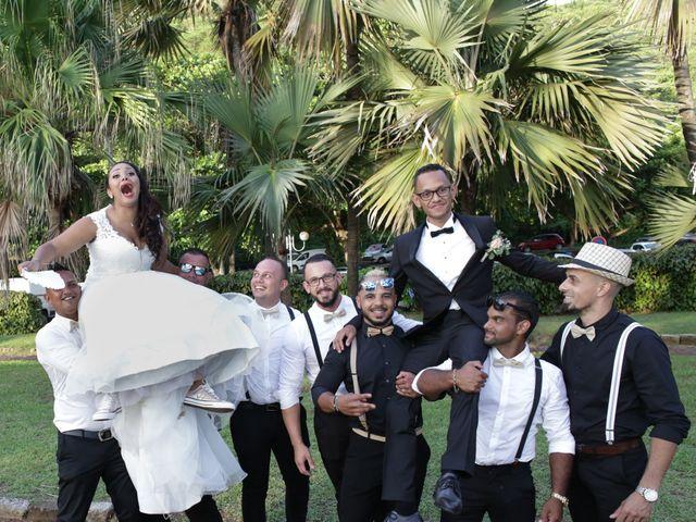 Le mariage de Franck et Cloé à Saint-Louis, La Réunion 13