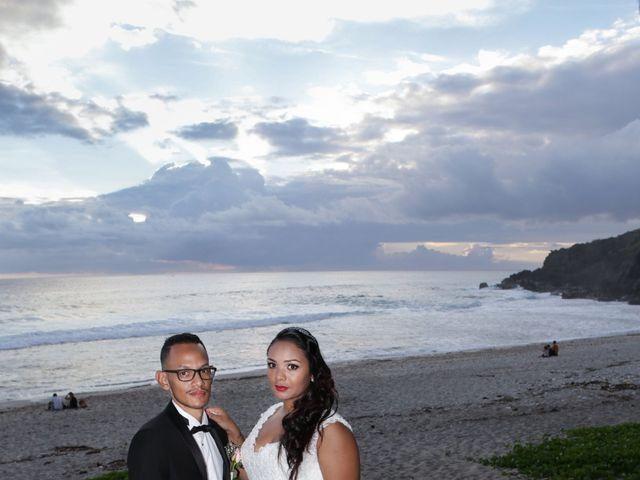 Le mariage de Franck et Cloé à Saint-Louis, La Réunion 15