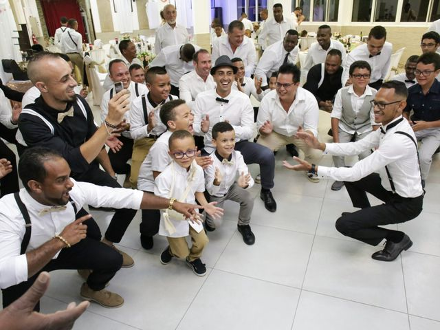 Le mariage de Franck et Cloé à Saint-Louis, La Réunion 24