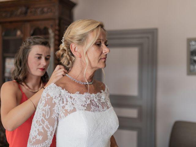 Le mariage de Christophe et Marie-Frédérique à Vignieu, Isère 34