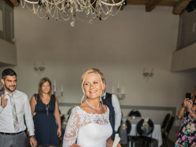 Le mariage de Christophe et Marie-Frédérique à Vignieu, Isère 39