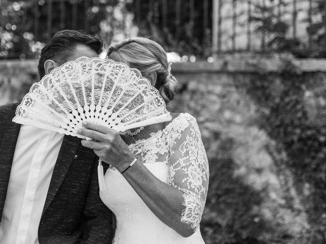 Le mariage de Christophe et Marie-Frédérique à Vignieu, Isère 40