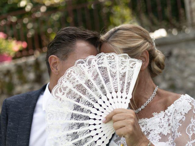 Le mariage de Christophe et Marie-Frédérique à Vignieu, Isère 41