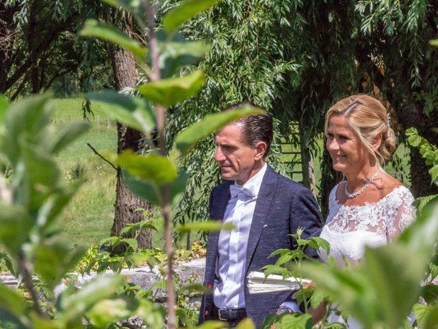 Le mariage de Christophe et Marie-Frédérique à Vignieu, Isère 43