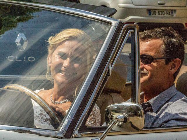 Le mariage de Christophe et Marie-Frédérique à Vignieu, Isère 48