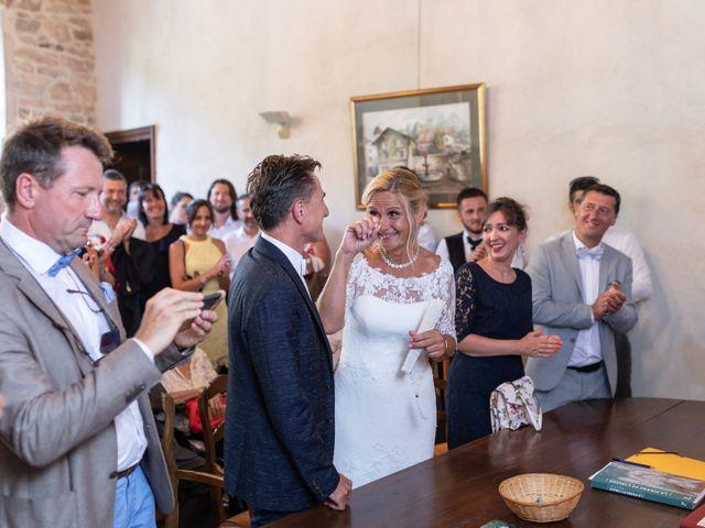 Le mariage de Christophe et Marie-Frédérique à Vignieu, Isère 51