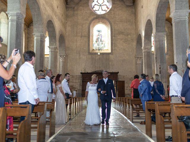 Le mariage de Christophe et Marie-Frédérique à Vignieu, Isère 57