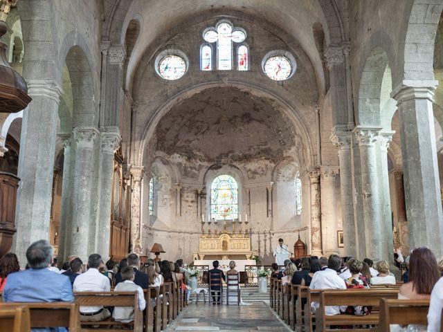 Le mariage de Christophe et Marie-Frédérique à Vignieu, Isère 58