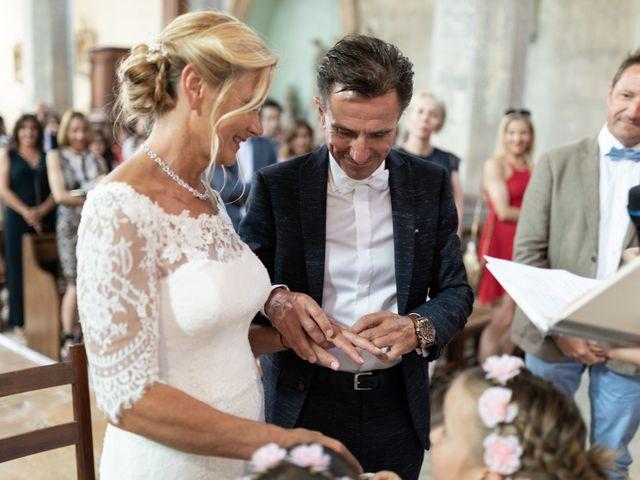 Le mariage de Christophe et Marie-Frédérique à Vignieu, Isère 62