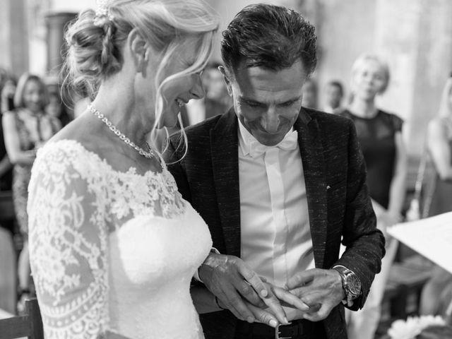 Le mariage de Christophe et Marie-Frédérique à Vignieu, Isère 63