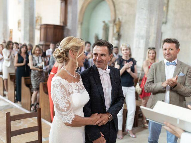 Le mariage de Christophe et Marie-Frédérique à Vignieu, Isère 67