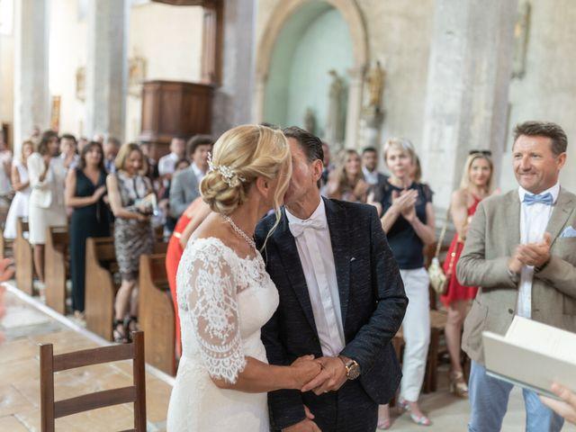 Le mariage de Christophe et Marie-Frédérique à Vignieu, Isère 68
