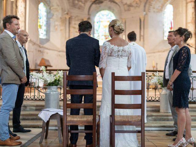 Le mariage de Christophe et Marie-Frédérique à Vignieu, Isère 69