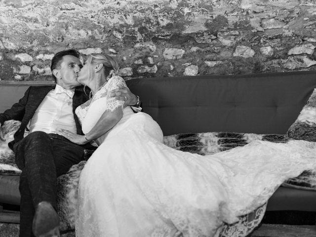 Le mariage de Christophe et Marie-Frédérique à Vignieu, Isère 83
