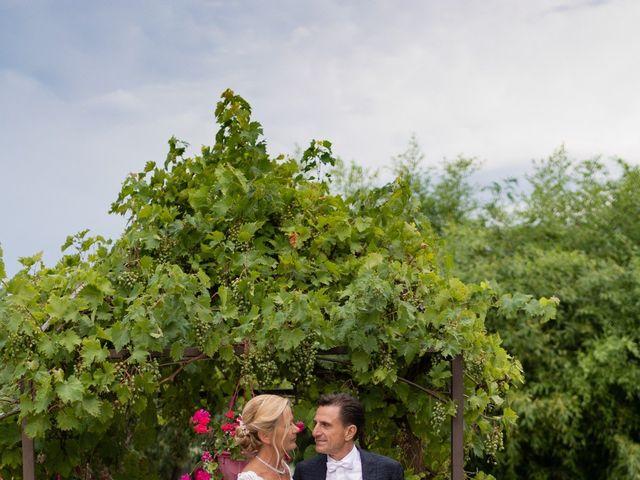 Le mariage de Christophe et Marie-Frédérique à Vignieu, Isère 85