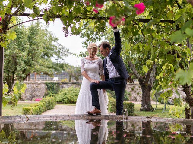 Le mariage de Christophe et Marie-Frédérique à Vignieu, Isère 86