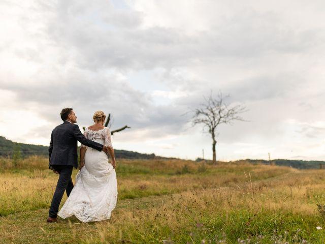 Le mariage de Christophe et Marie-Frédérique à Vignieu, Isère 91
