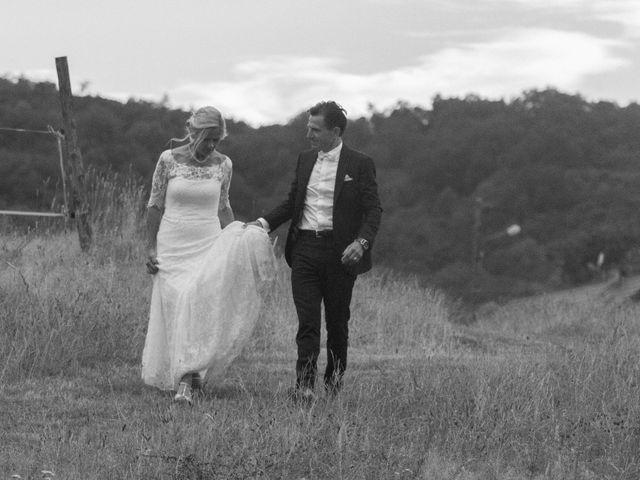 Le mariage de Christophe et Marie-Frédérique à Vignieu, Isère 93