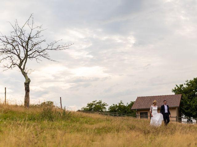 Le mariage de Christophe et Marie-Frédérique à Vignieu, Isère 94