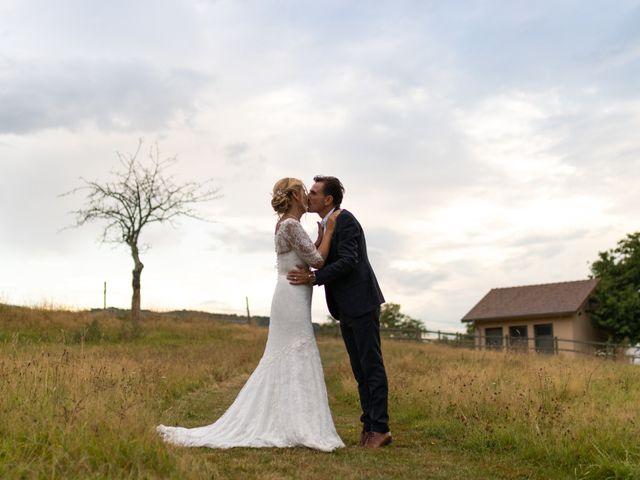 Le mariage de Christophe et Marie-Frédérique à Vignieu, Isère 95