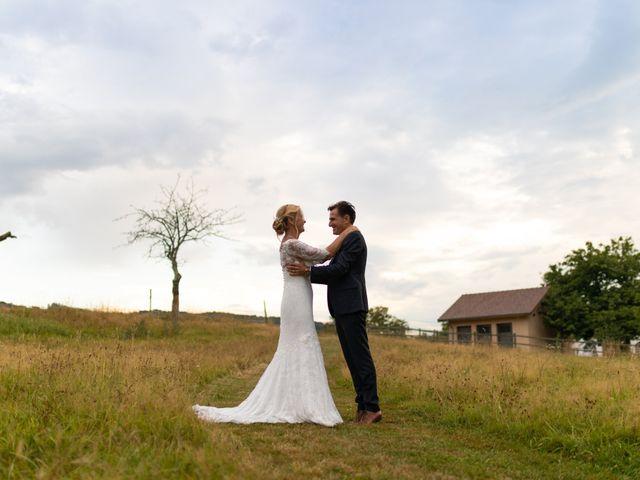 Le mariage de Christophe et Marie-Frédérique à Vignieu, Isère 96