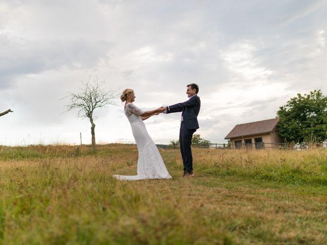 Le mariage de Christophe et Marie-Frédérique à Vignieu, Isère 98