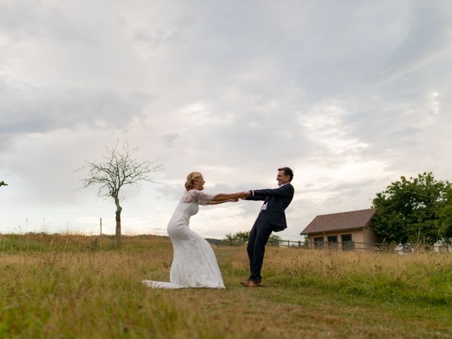 Le mariage de Christophe et Marie-Frédérique à Vignieu, Isère 99