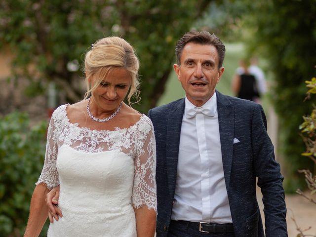 Le mariage de Christophe et Marie-Frédérique à Vignieu, Isère 105