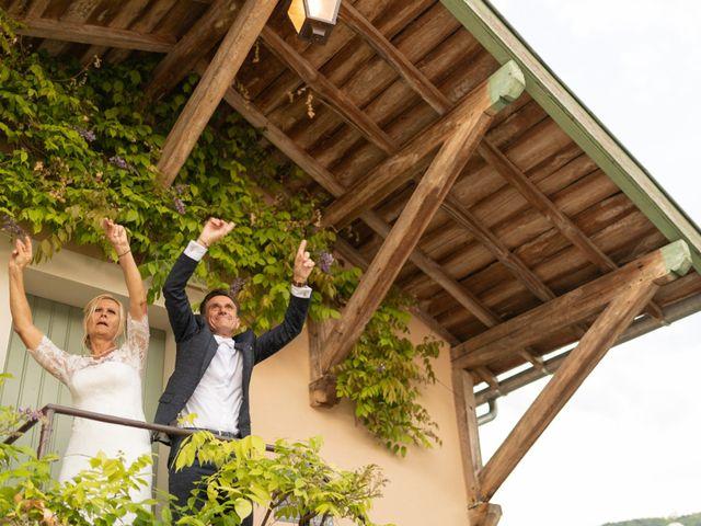 Le mariage de Christophe et Marie-Frédérique à Vignieu, Isère 106