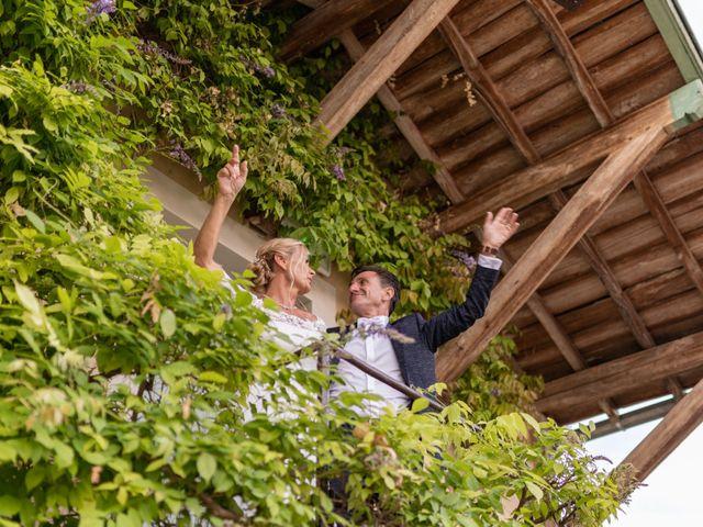 Le mariage de Christophe et Marie-Frédérique à Vignieu, Isère 109