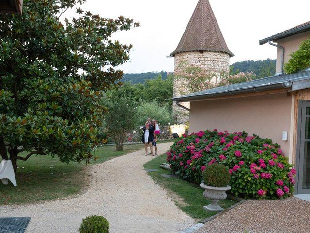 Le mariage de Christophe et Marie-Frédérique à Vignieu, Isère 117