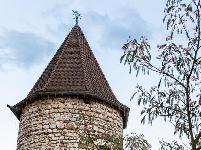 Le mariage de Christophe et Marie-Frédérique à Vignieu, Isère 119