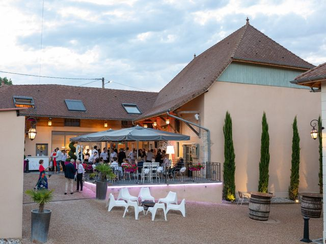 Le mariage de Christophe et Marie-Frédérique à Vignieu, Isère 122