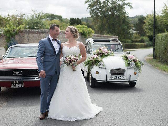 Le mariage de Mallory et Francis