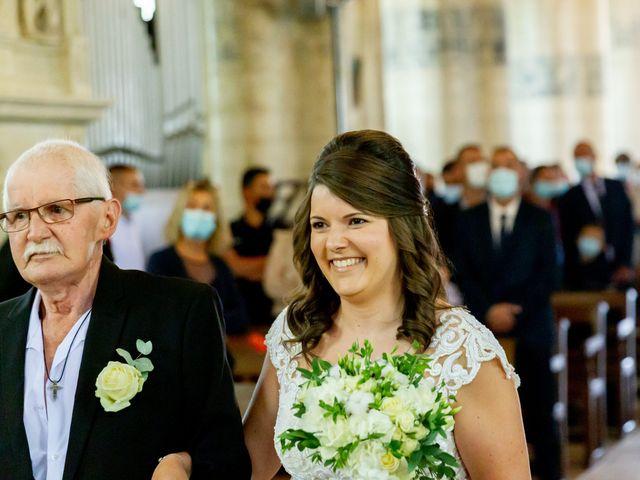Le mariage de Jérôme et Soline à Vendeuvre-sur-Barse, Aube 24