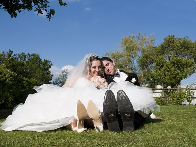 Le mariage de Dorothée et Renan à Vigneux-de-Bretagne, Loire Atlantique 10