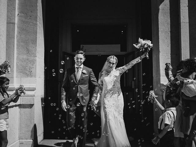 Le mariage de Steeven et Fiona à Lambesc, Bouches-du-Rhône 20