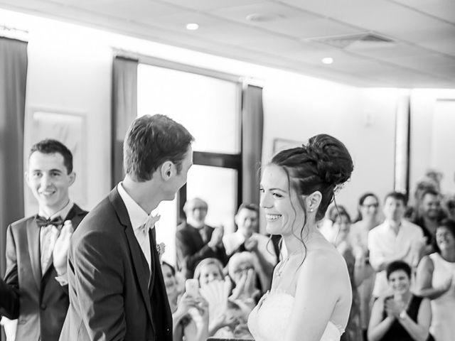 Le mariage de Anthony et Audrey à Vallet, Loire Atlantique 22
