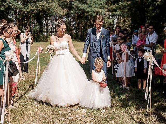Le mariage de Anthony et Audrey à Vallet, Loire Atlantique 26