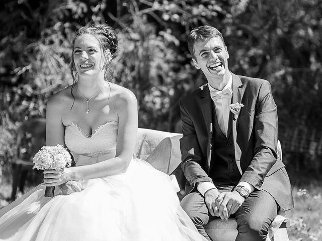 Le mariage de Anthony et Audrey à Vallet, Loire Atlantique 28