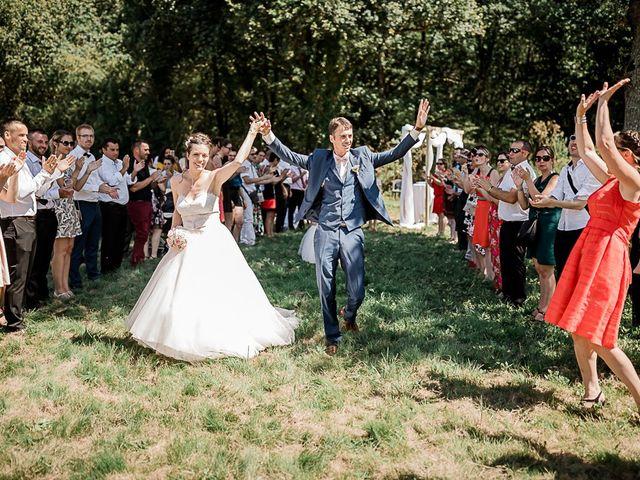 Le mariage de Anthony et Audrey à Vallet, Loire Atlantique 35