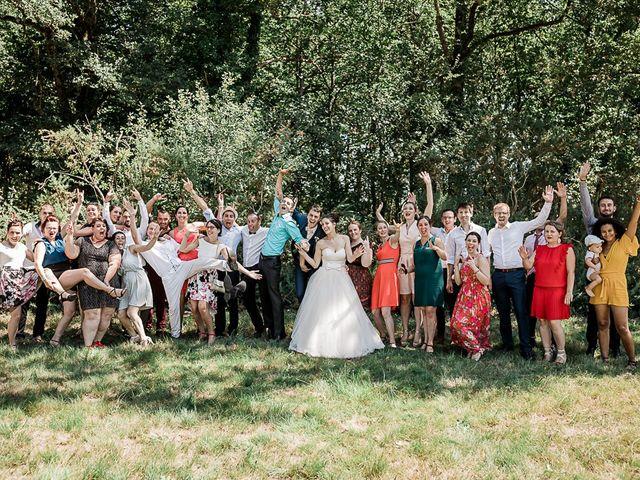 Le mariage de Anthony et Audrey à Vallet, Loire Atlantique 36