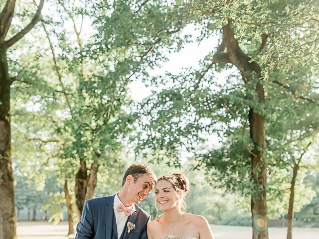 Le mariage de Anthony et Audrey à Vallet, Loire Atlantique 1