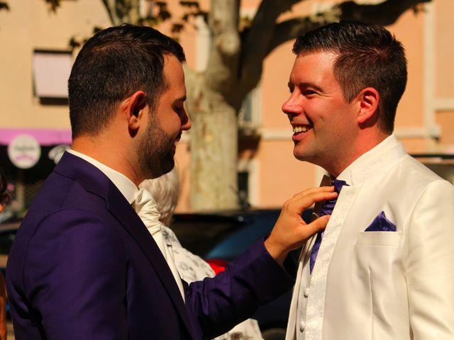 Le mariage de Mickael et Matthieu à Lansargues, Hérault 8