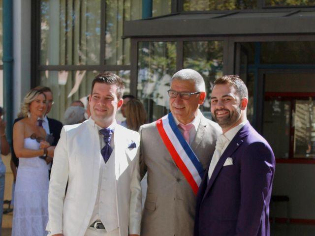 Le mariage de Mickael et Matthieu à Lansargues, Hérault 10