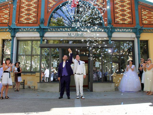 Le mariage de Mickael et Matthieu à Lansargues, Hérault 20