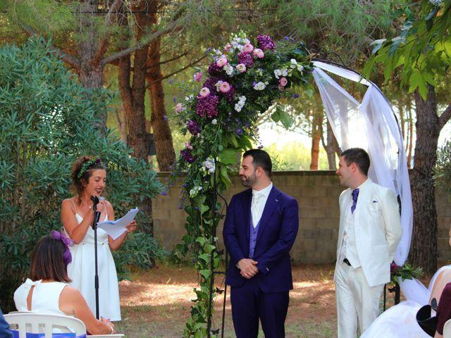 Le mariage de Mickael et Matthieu à Lansargues, Hérault 30