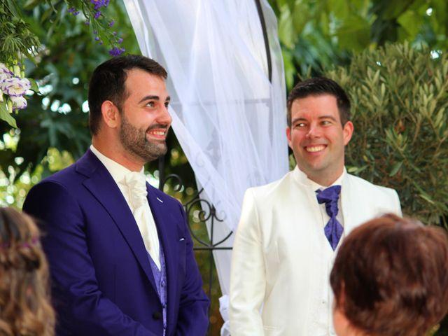 Le mariage de Mickael et Matthieu à Lansargues, Hérault 32