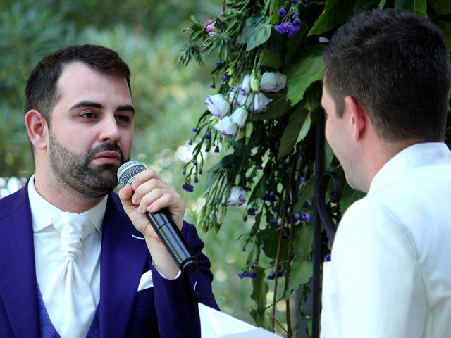 Le mariage de Mickael et Matthieu à Lansargues, Hérault 33