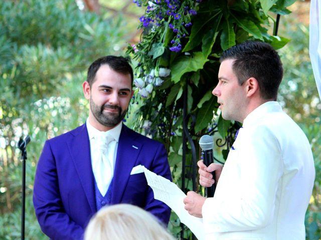 Le mariage de Mickael et Matthieu à Lansargues, Hérault 34